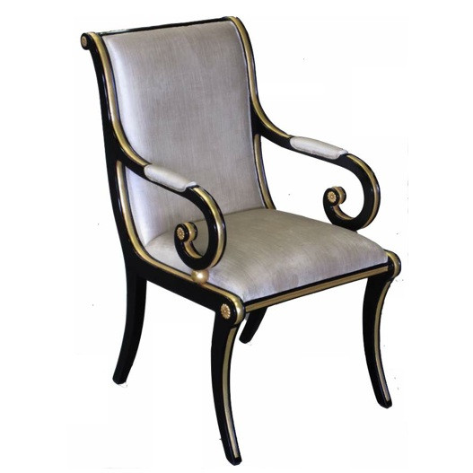 English Regency Chair