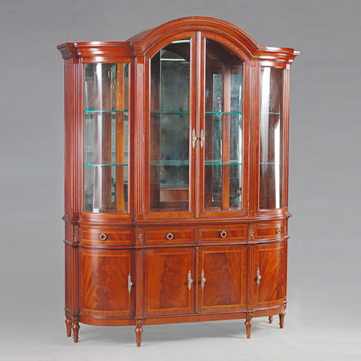 China Cabinet for Louis Sideboard mit LED