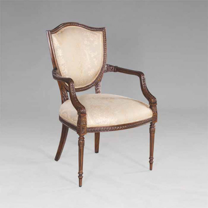 French Arm Chair Victoria