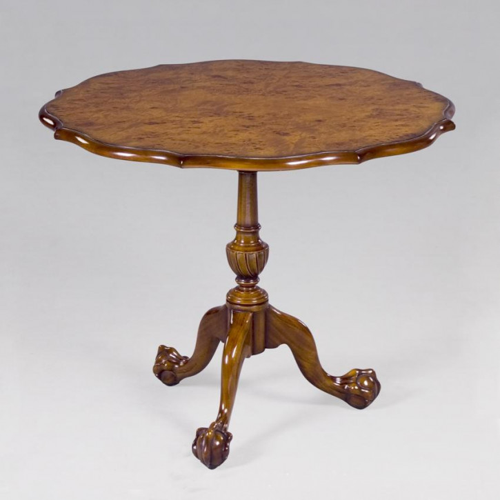 Chippendale Side Table Round