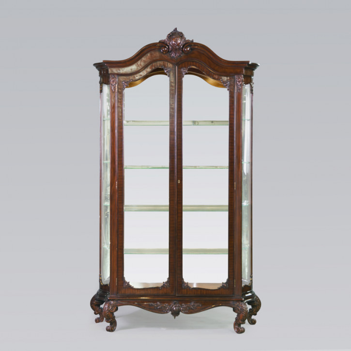 China Kabinet Louis XV LED