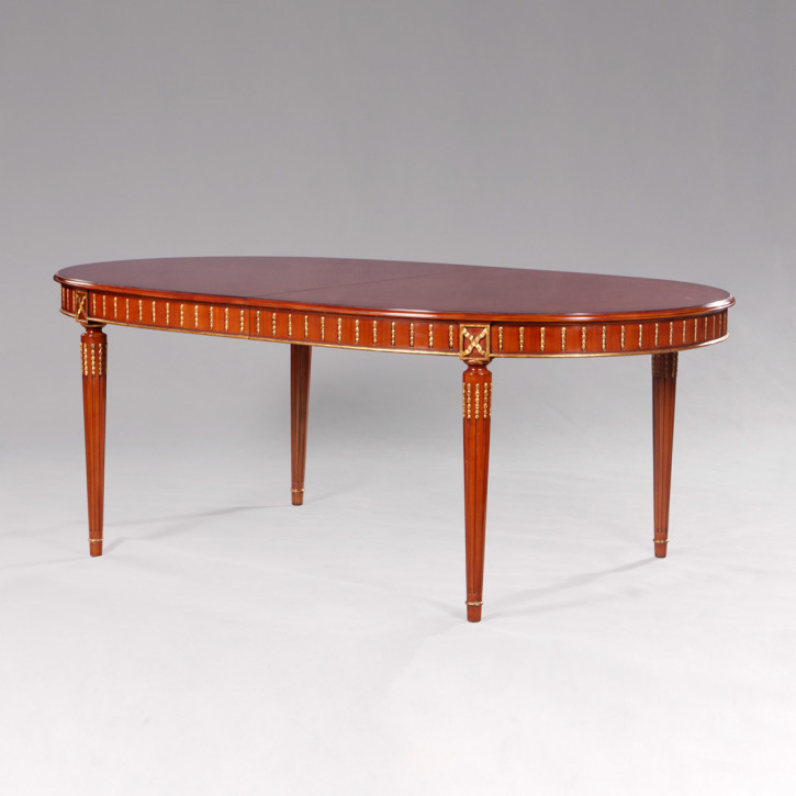 Oval Dining Table Toulouse
