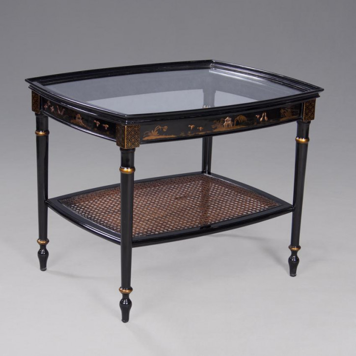 Chinoiserie Table, Rectangular