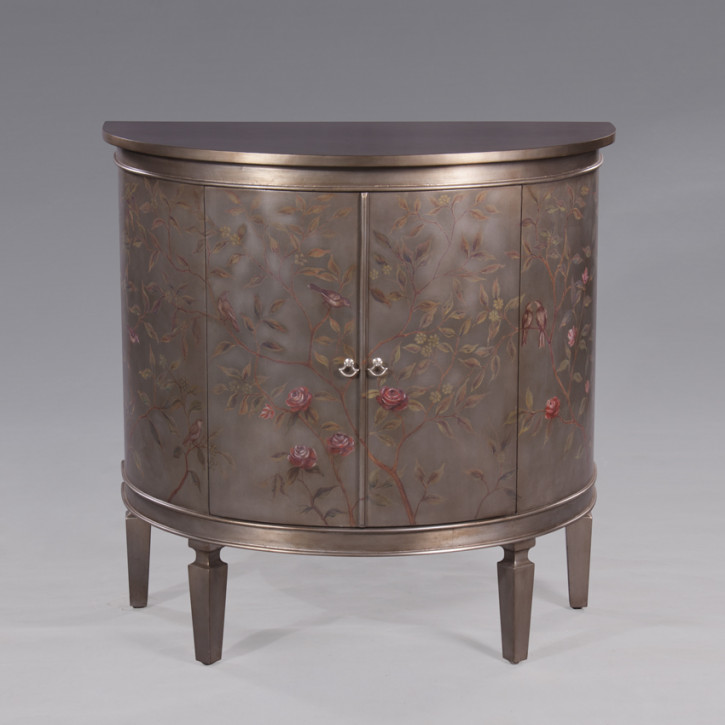 Dimilune Cabinet, Painted