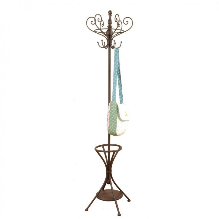 Garderobenständer Eisen 44*183cm