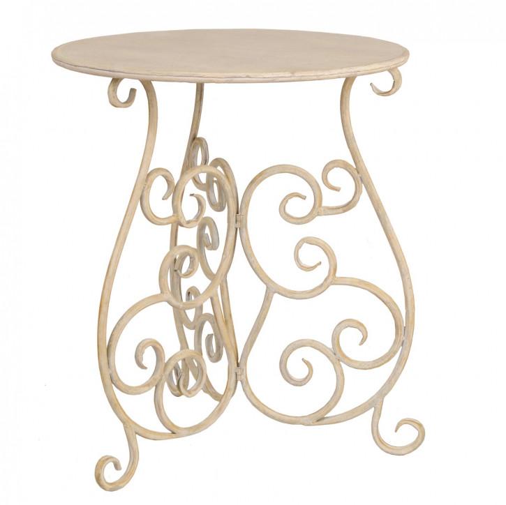 Schöner geschwungener Tisch