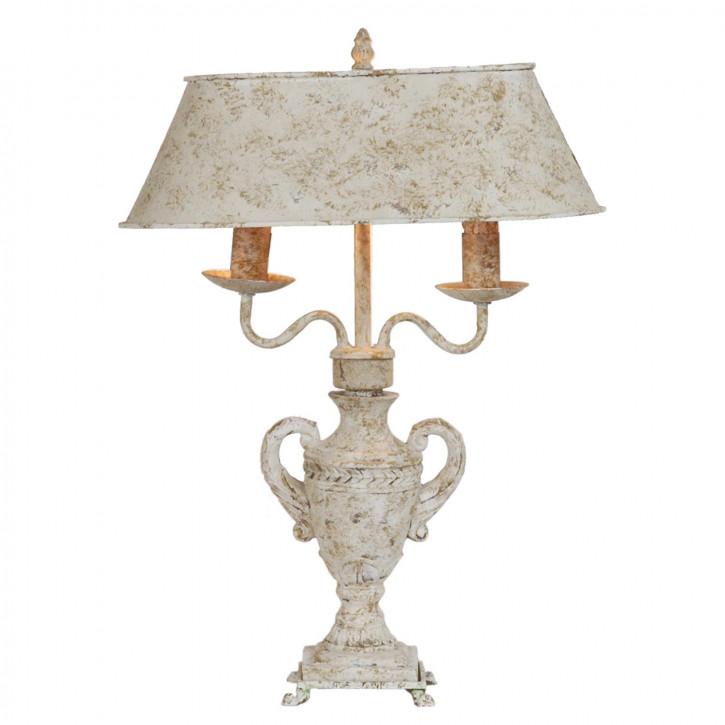 Außergewöhnliche Lampe natur
