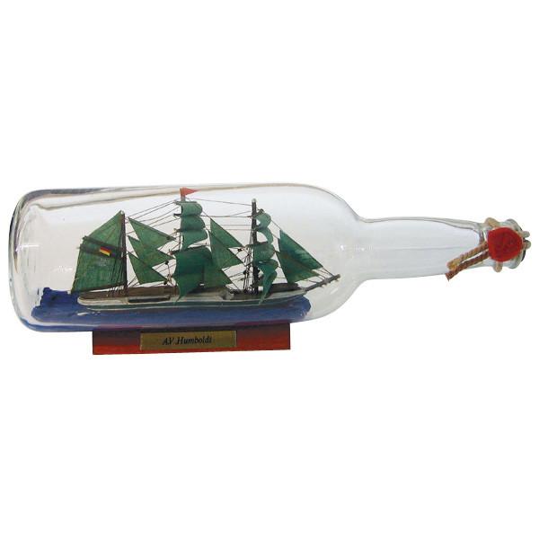 Flaschenschiff - Alexander von Humboldt, 0,7L., L: 29cm