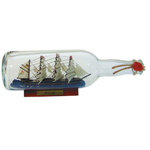 Flaschenschiff - Passat, 0,7L., L: 29cm