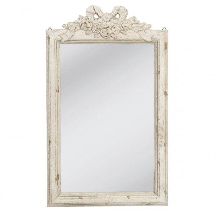 Großer Spiegel mit Rahmen