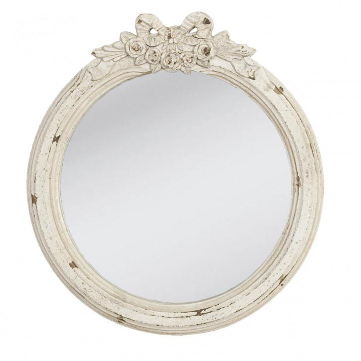 Reizvoller runder Spiegel