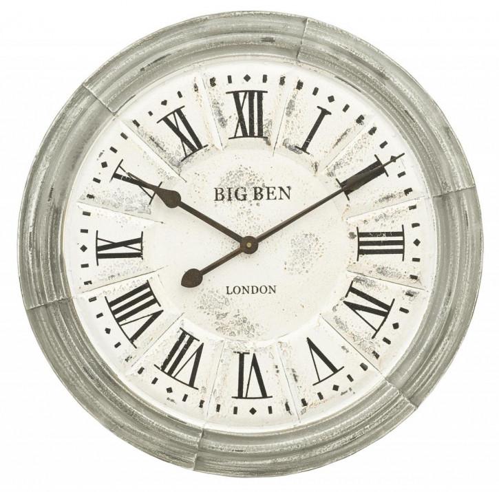 Uhr Ø 60x5 cm