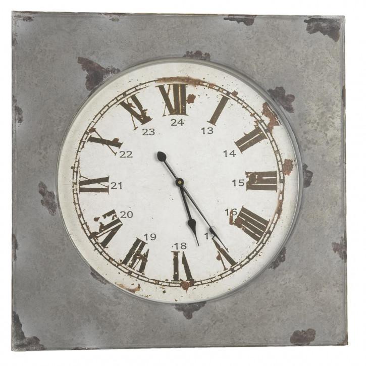 Schöne Uhr 62*62 cm