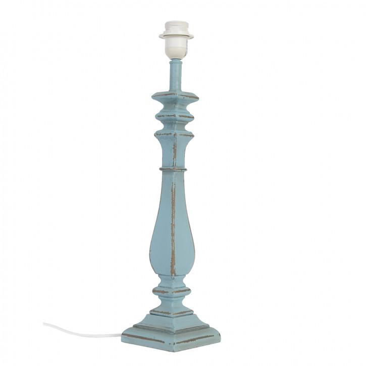 Schöne Tischlampe im Säulendesign