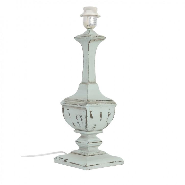 Tischlampe im Säulen-Stil
