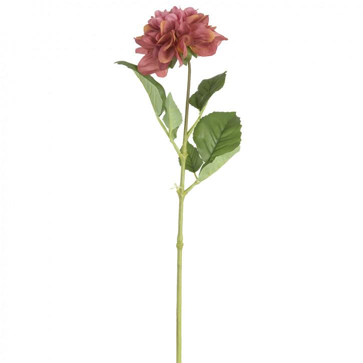 Deko Dahlie rosa 70cm