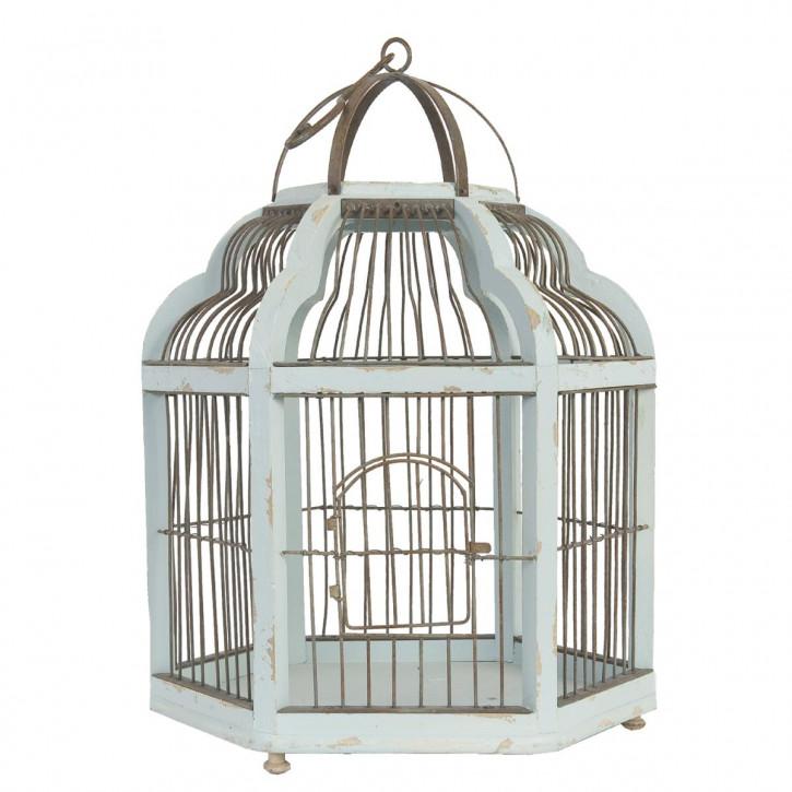 Vogelhaus weiß