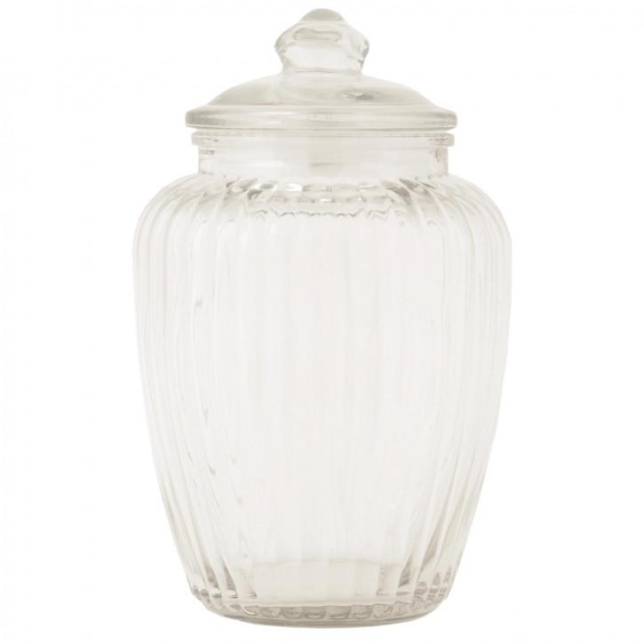 Glaspott (25 cm hoch)