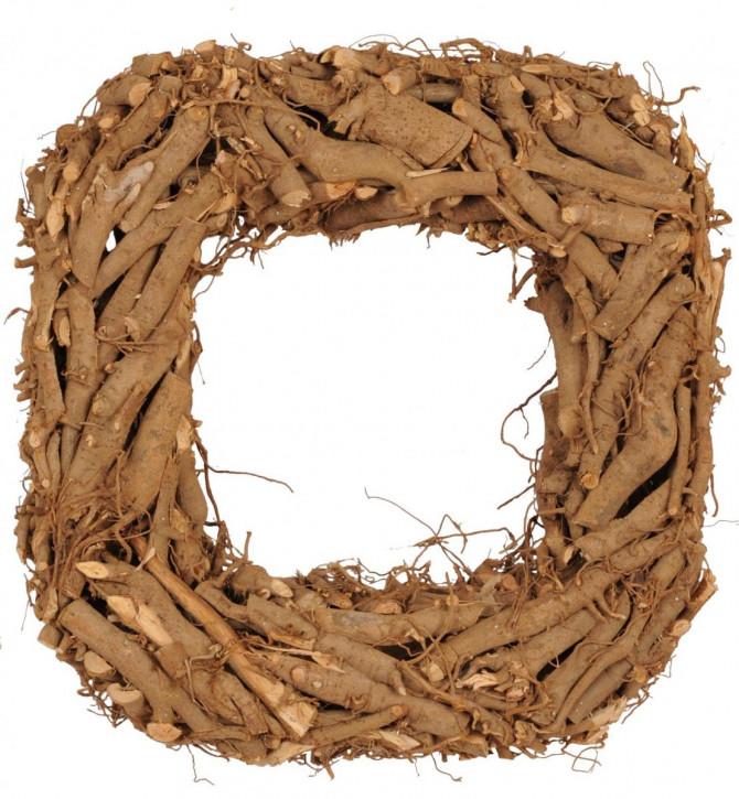 Naturkranz Holz 40*40cm