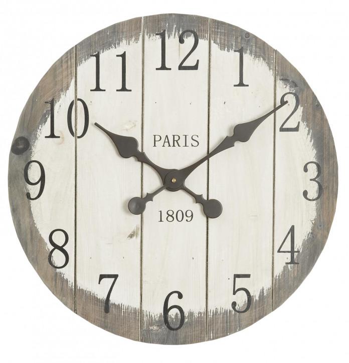 Uhr Ø 50x4 cm / 1xAA