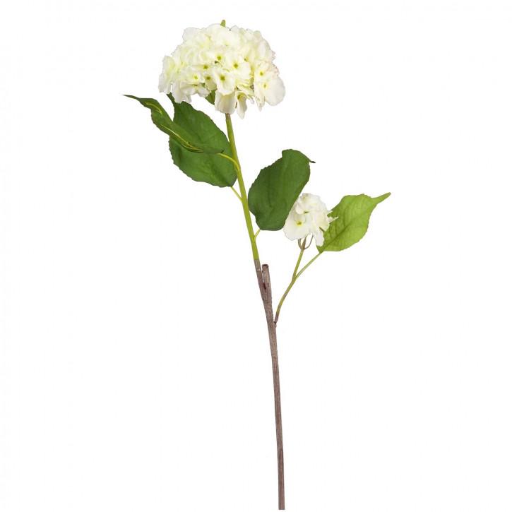 Deko Hortensie weiß 97cm