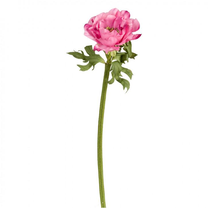 Deko Windröschen rosa 49cm