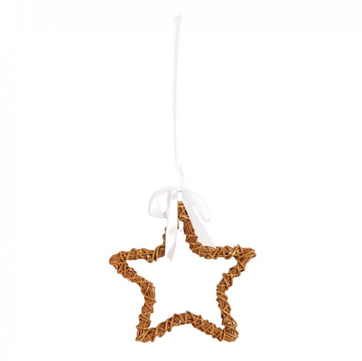 Schöner Stern zum Aufhängen 25*2.5cm