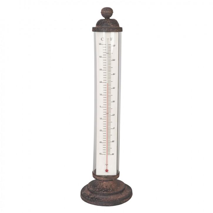 Außen - Thermometer ca. 15 x 58 cm