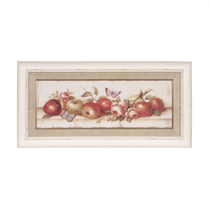 Bild Äpfel ca. 70 x 35 x 3 cm