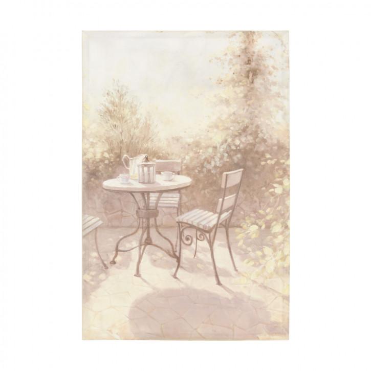 Bild Gartentisch ca. 50 x 75 x 3 cm