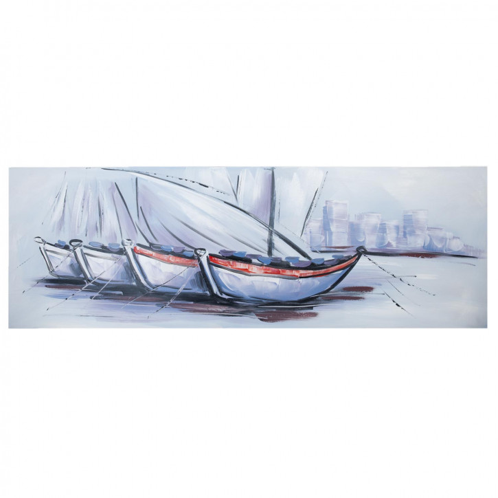 Wandbild 50x150 cm