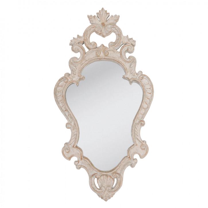 Schwungvoller Spiegel