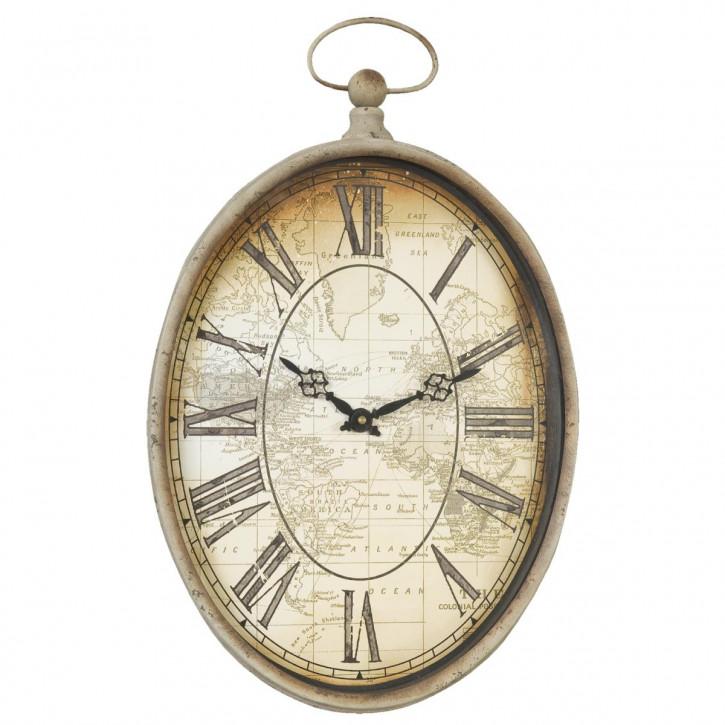 Uhr in Taschenuhroptik