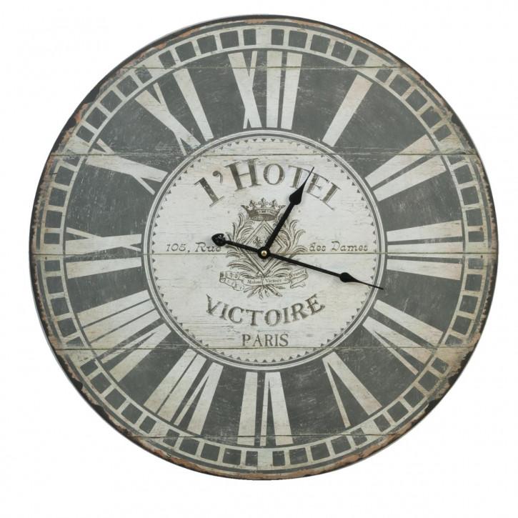 Uhr Hotel Ø 60 cm