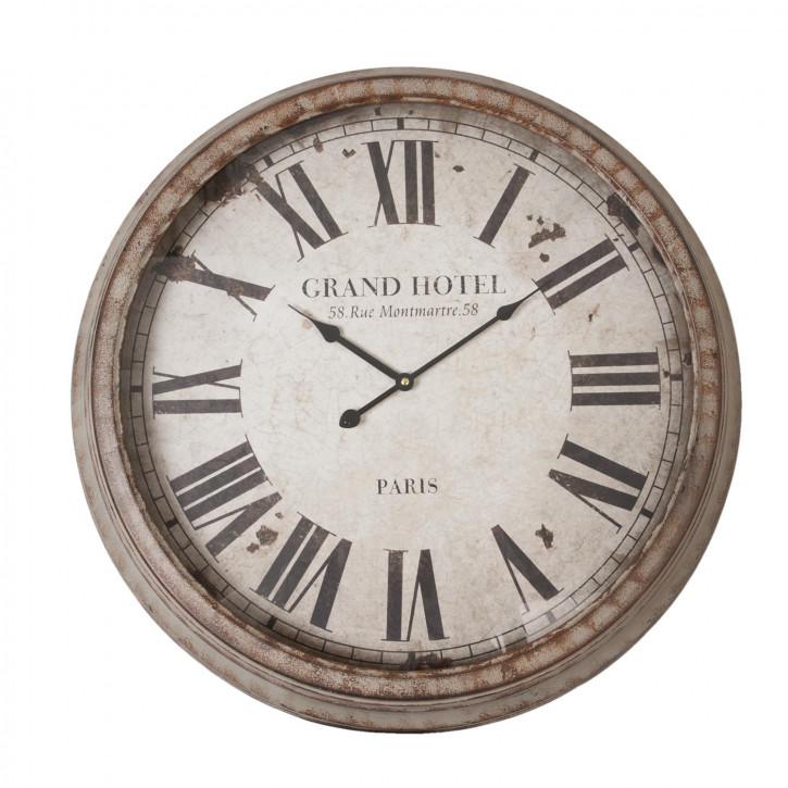 Uhr Ø 64x10 cm / 1xAA