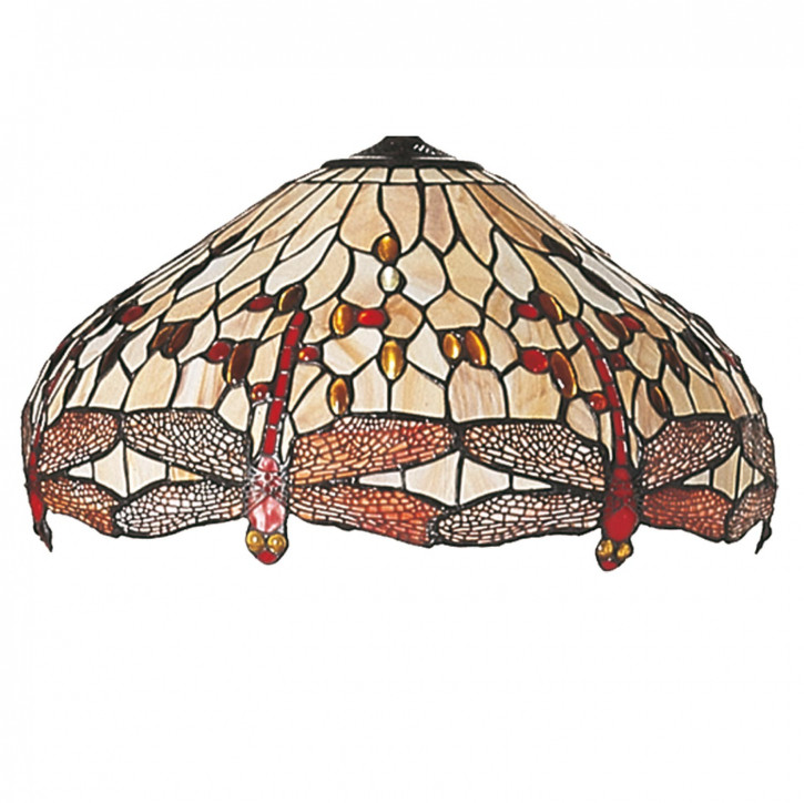 Lampenschirm Tiffany-Stil ca. Ø 49cm