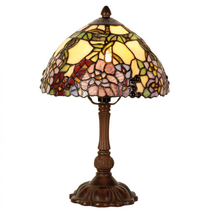 Tischlampe im Tiffany Stil 22x32cm