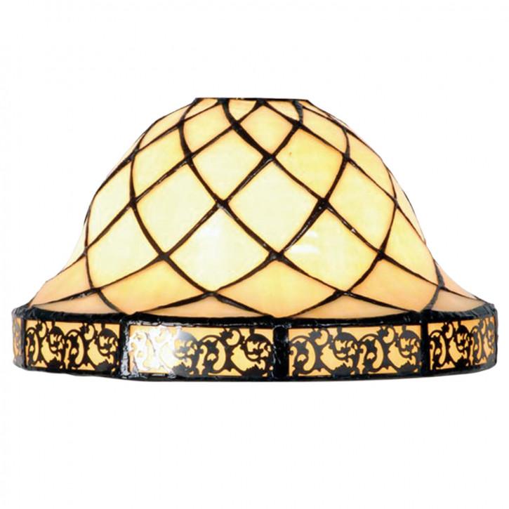 Lampenschirm Tiffany-Stil ca. 15 x Ø 26cm