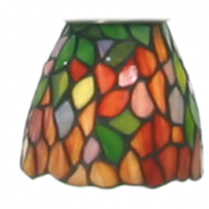 Lampenschirm Tiffany-Stil ca. 12 x Ø 11cm
