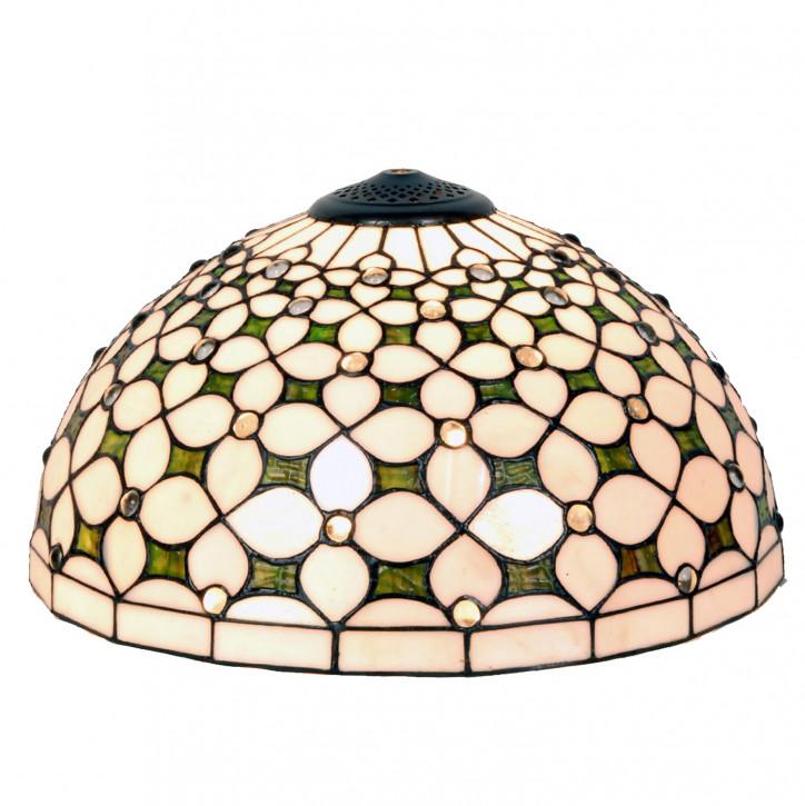 Lampenschirm Tiffany-Stil ca. Ø 40cm Pretty Structure