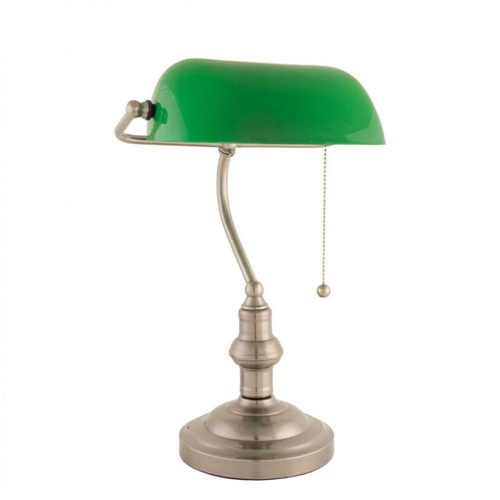 Schreibtischlampe 27x17x41 cm E27/max 1x60W