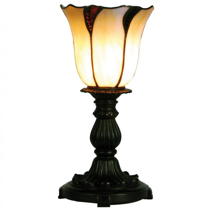 Tischlampe im Tiffany Stil 15x32cm