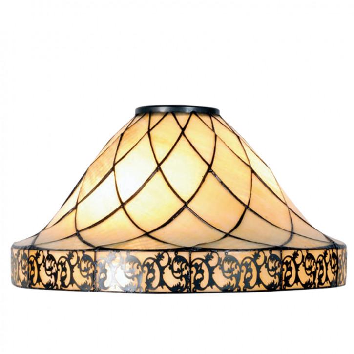 Lumilamp Tiffany Lampenschirm 45,5cm
