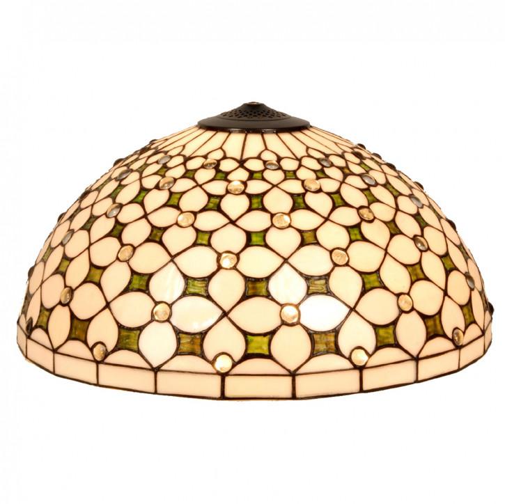 """Lampenschirm Tiffany-Stil ca. Ø 50cm """"Doublecolour"""""""