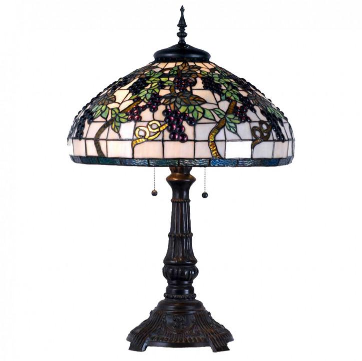 Tischlampe im Tiffany Stil 51x77cm