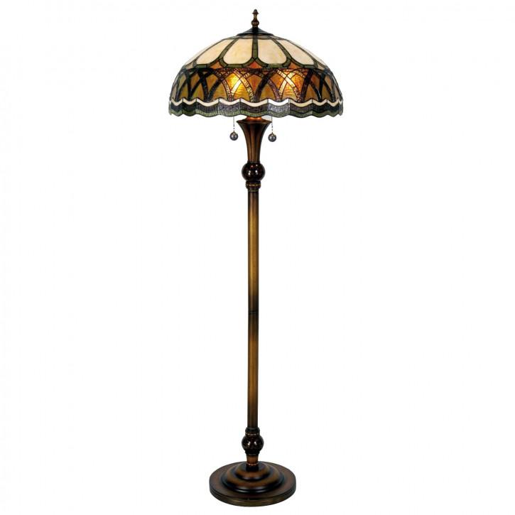 Tiffany Stehlampe Eibenstil