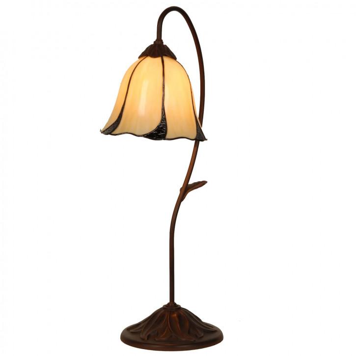 Tischlampe im Tiffany Stil 26x61cm