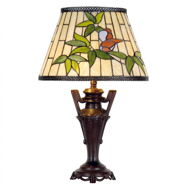 Tischlampe im Tiffany Stil 40x59cm