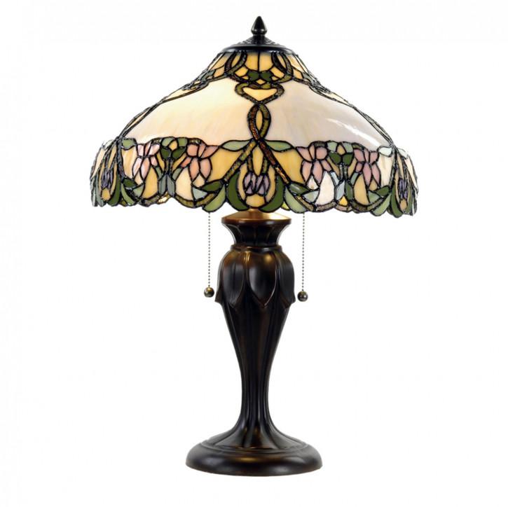 Tischlampe im Tiffany Stil 41x58cm