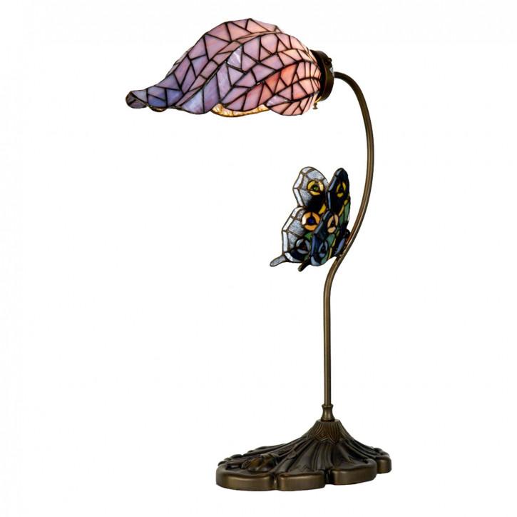 Tischlampe im Tiffany Stil 35x53cm